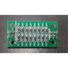 110V output voltage detection board